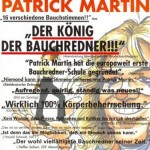 """""""Der wohl vielfältigste Bauchredner seiner Zeit"""" Steffen Seibert"""