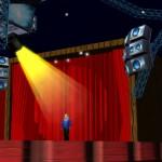 Bühnenbeleuchtung