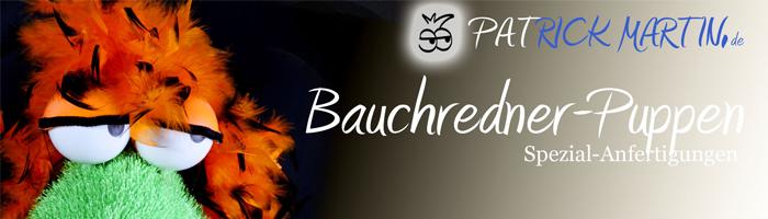 Bauchredner-puppen