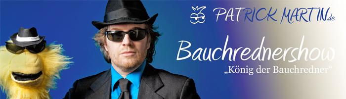 Bauchredner-Show